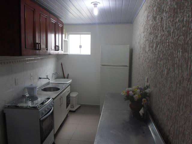 Apartamento harmonioso em Curitiba - Curitiba - Leilighet