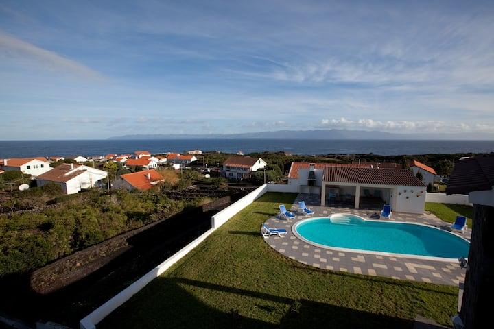 Quarto Triplo-Pico Dreams, Sportfish, Pico, Açores