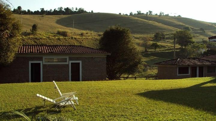 Deliciosa fazenda em Jacareí - Toca do Coelho