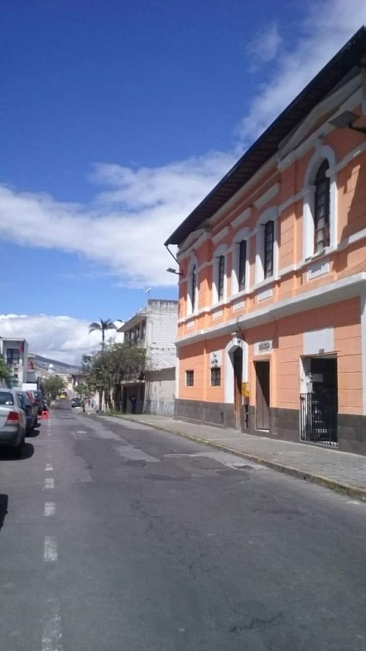 Placentera estadia en Quito