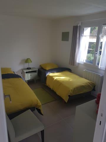 lits double pouvant devenir lit 160