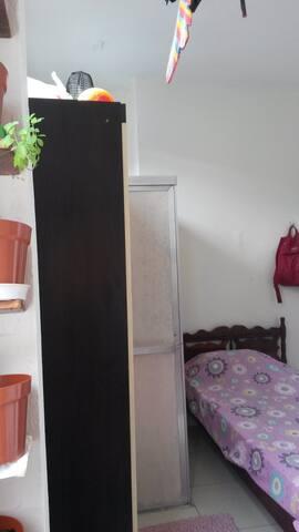 Clean room at Avenue Almirante Barroso, Marco - Belém