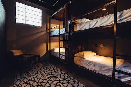 Native Hostel: 4 Bed Dorm Bed