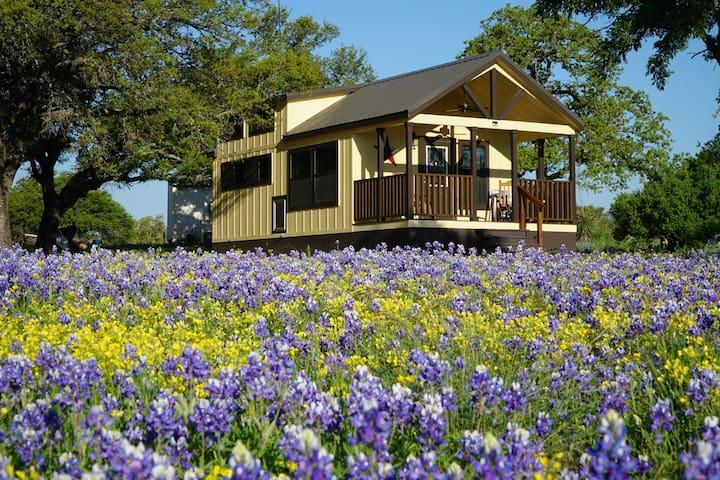 Tumbleweed Tiny Home on Gorgeous Private Lake