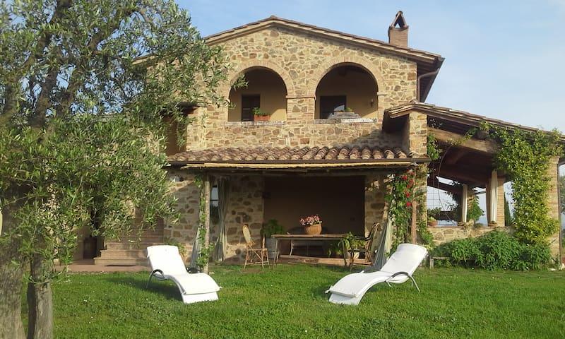 Villa Carmela - San Giovanni d'Asso - House