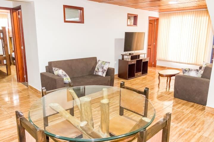 Económico Apartmento  de 3 habitaciones La Masía