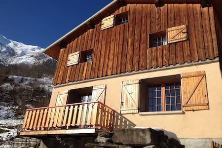 Chalet dans petit village des Alpes - Saint-Jean-de-Belleville
