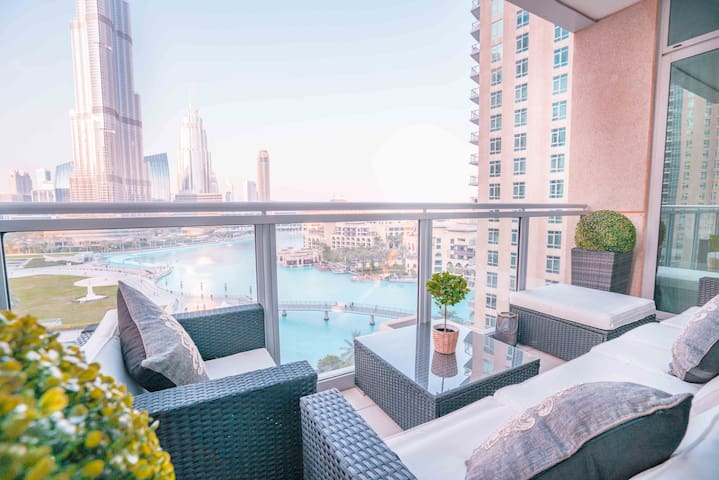 Elite Royal Apartment 4BR & full Burj Khalifa view