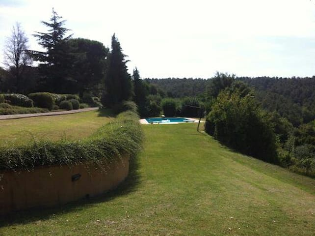 Stabbiconi - Villa immersed in tuscany hills