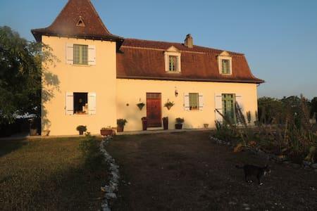 Maison Jacinthe - Montagrier - House