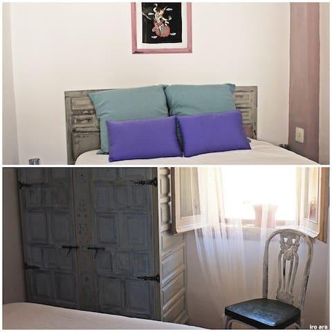 Habitación de matrimonio en segundo piso