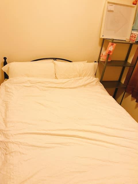 獨立客廳與專屬臥室