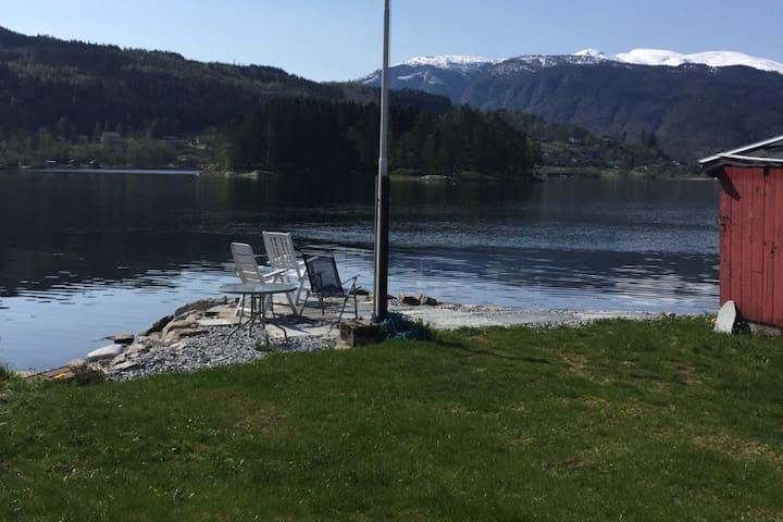 Hardanger Fjord House, Ulvik