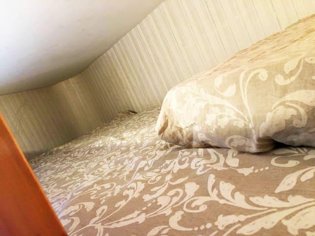 O&Co'szZ - Chambre privée avec lit mezzanine
