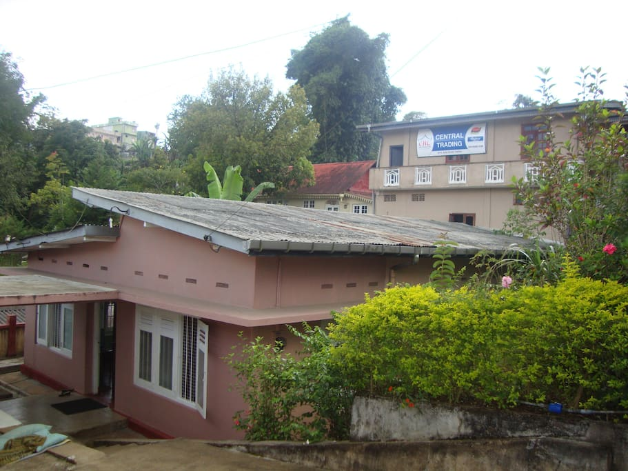 Home located in a Calm residential neighborhood.