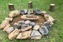 New Fire Pit for 2018