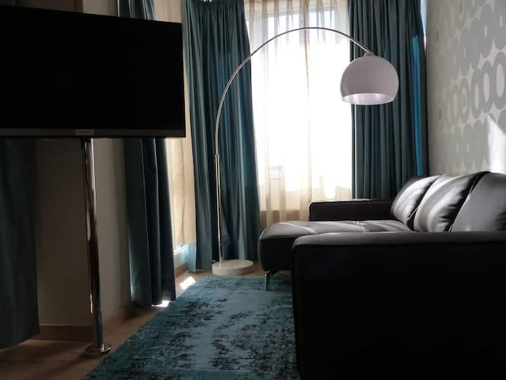Appartement-Entspannung im SPA
