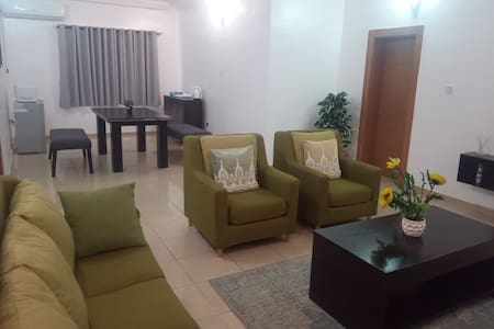 Its serene and homely 1 bedroom apartment