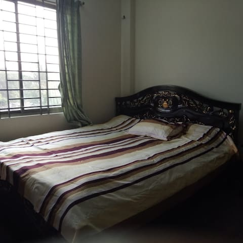 Private room with home  friendly  experience