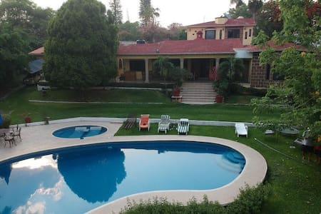 Casa de campo en renta,Cuernavaca