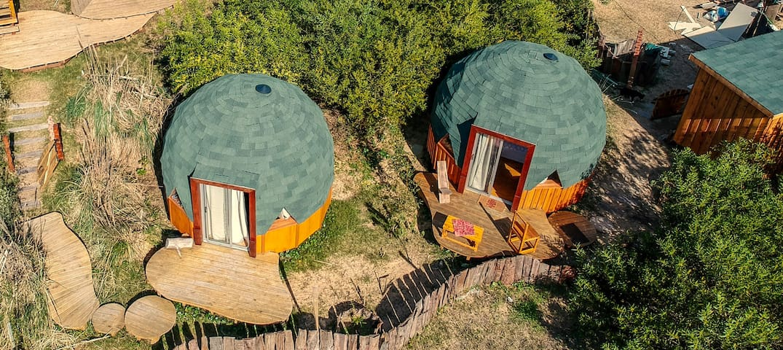 Complejo Playa Grande Dome IV Glamping Los Domos