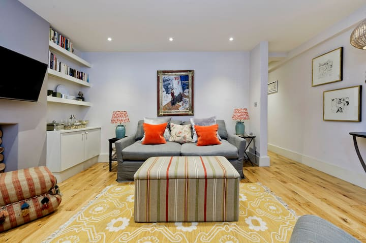 Divine 1-Bed Chelsea Apt - Close to King's Road
