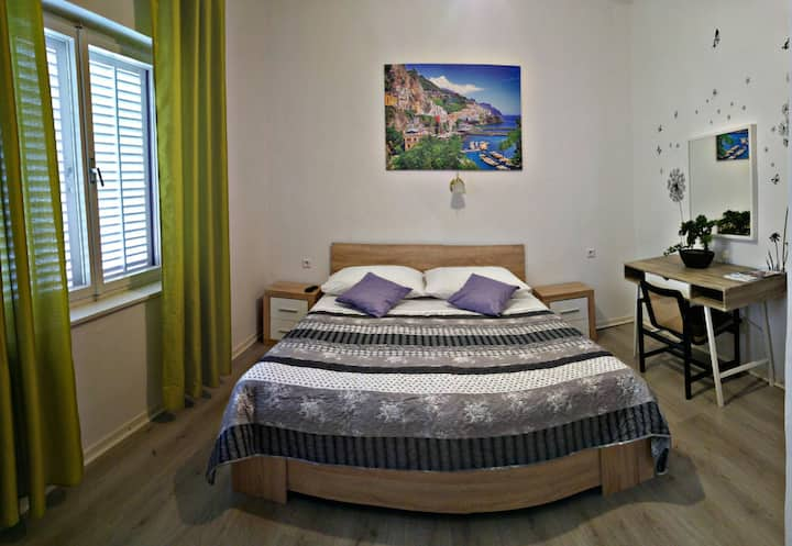 Paradise house 50m from sea Studio-appartmant