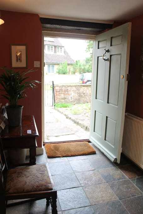 OWN PRIVATE ENTRANCE