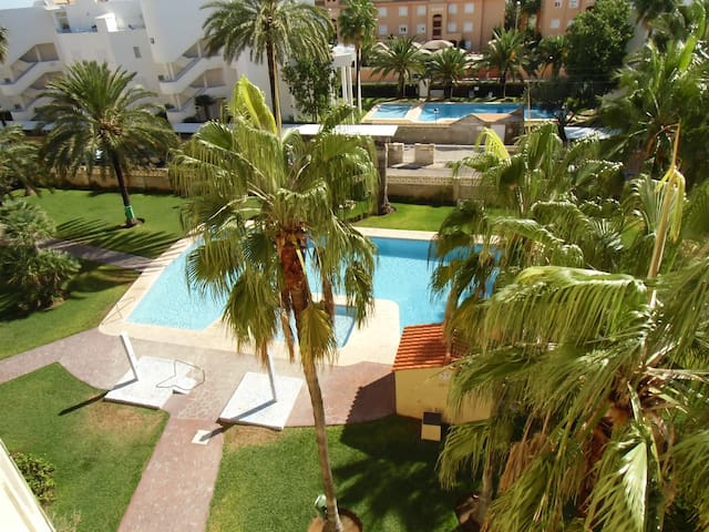Large Apartment at Mediterranean Sea - Denia,Spain