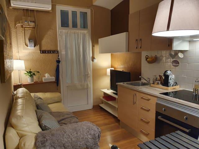 Appartement - petite maison