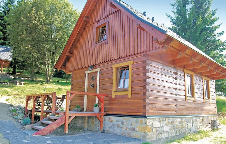 Holiday cottage with 2 bedrooms on 77 m² in Litvinov