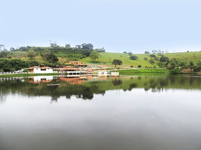 Agro Turismo Hotel fazenda Vale das águas - Amargosa - Другое