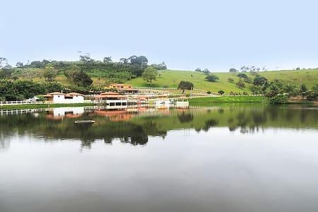 Agro Turismo Hotel fazenda Vale das águas - Amargosa - Outro