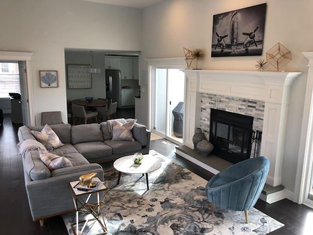 Luxury Hamptons Resort Living