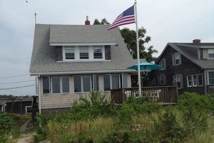 Oceanfront Cottage at Bluefish Cove