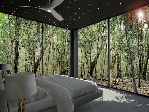 Glass House at Glass 20.87 (Glamping Experience)