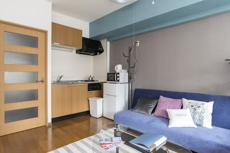*OPEN SALE*1min walk to station.Near Tokyo Tower#2 - Apartment