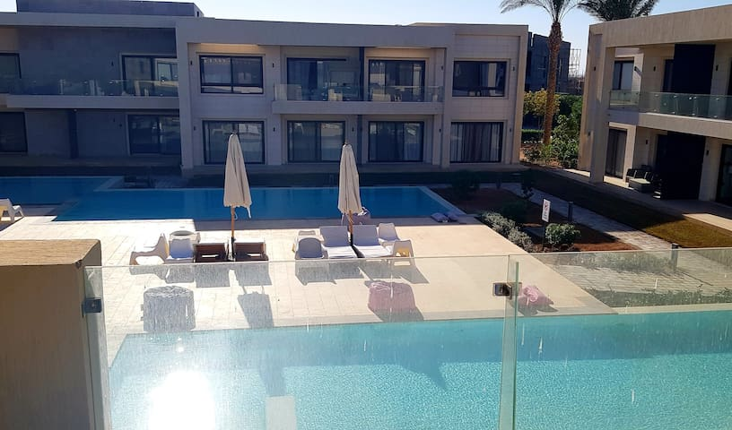 *DEAL* Modern Studio Apartment, G-Cribs, El Gouna.