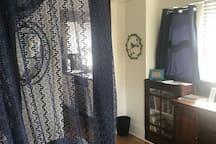 Bedroom & built ins