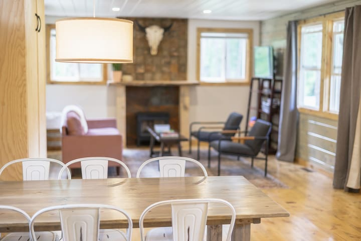 The Dray Cabin - Hinterwood Inn & Cabins
