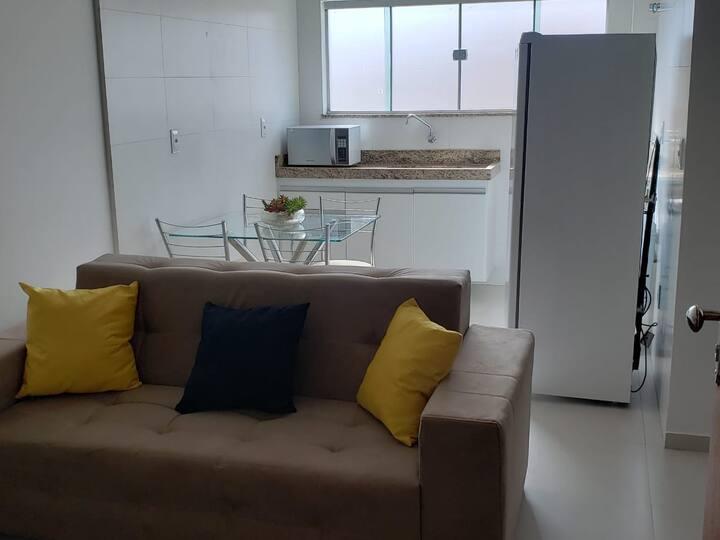 Apartamento NOVO e bem decorado 102