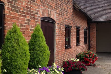 Wren's Retreat at Marsh Farm Bed and Breakfast - Abbots Bromley
