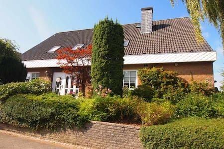 Romantische Unterkunft in unmittelbarer Fördernähe - Flensburg - Casa