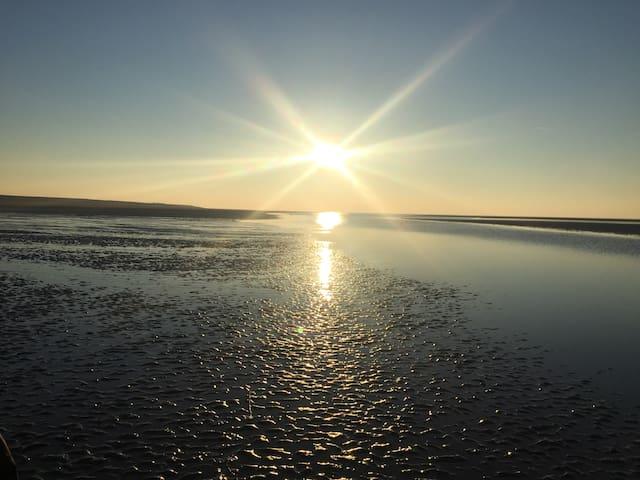Location à La Molliere , 500m plage - Cayeux-sur-Mer - Ev