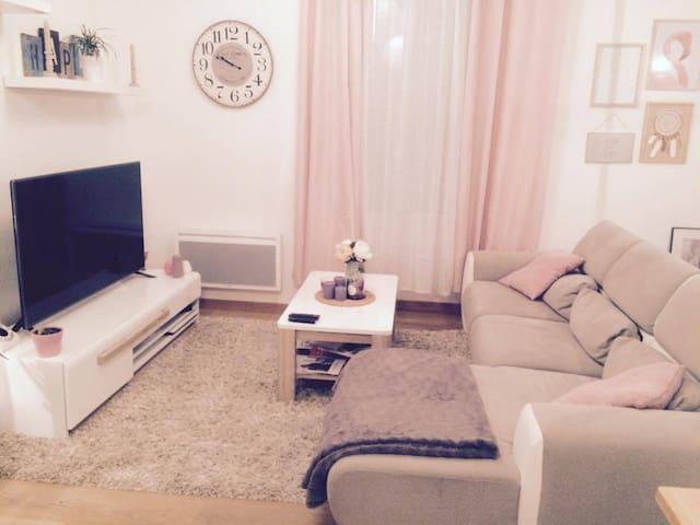 Chambre à Poitiers - Poitiers - Apartment