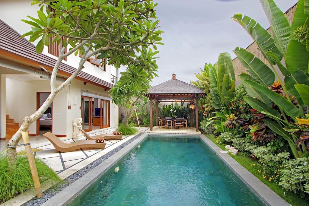 6 bedroom luxury bali villa with 2 pools villas for rent for 6 bedroom villa bali