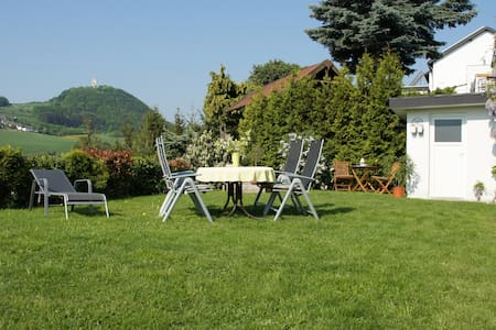 Ferienwohnung Burgblick Pitzen - Niederdürenbach - Apartment