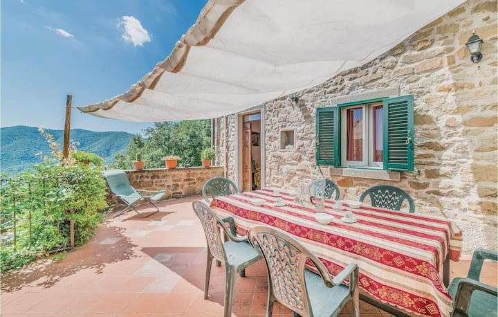 Holiday apartment with 2 bedrooms on 60m² in Cortona AR