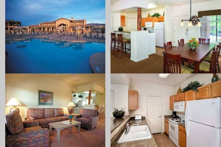 2 Bedroom SN Wyndham Rancho Vistoso, AZ - Oro Valley - Departamento