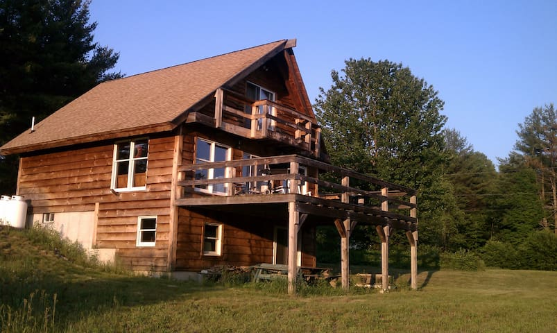 Post and Beam Cabin - Danbury - Cabana